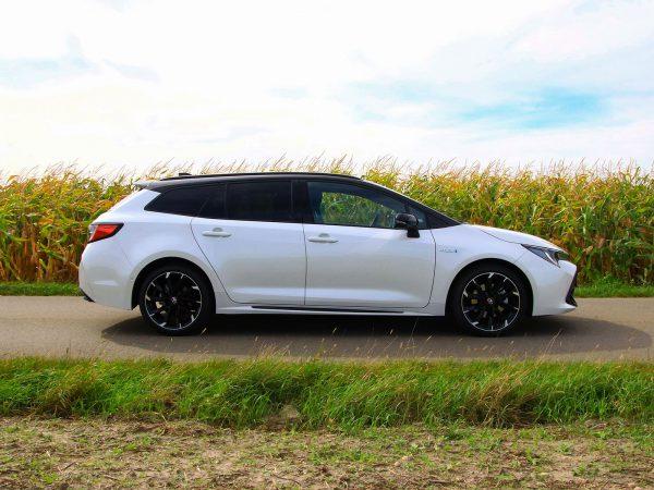 Toyota Corolla TS GR-S Seite