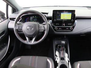Toyota Corolla TS GR-S Innen