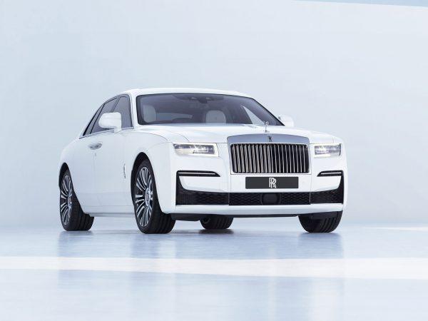 Der neue Rolls Royce Ghost