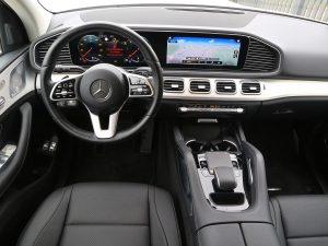 Mercedes GLE 350 d 4Matic Innen