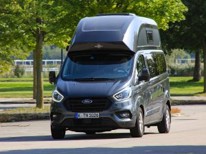 Ford Transit Custom Nugget Plus Front