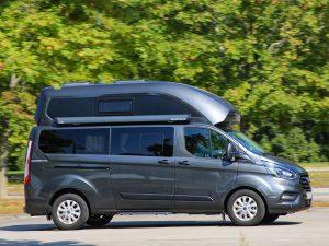 Ford Transit Custom Nugget Plus Seite
