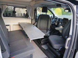 Ford Transit Custom Nugget Plus Innen