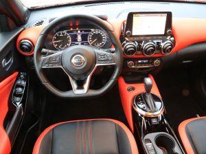 Nissan Juke Innen