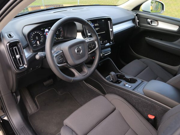 Volvo XC40 T2 Innen
