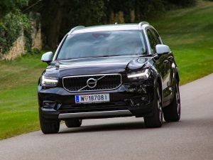 Volvo XC40 T2 Front