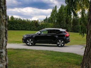 Volvo XC40 T2 Seite