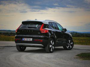 Volvo XC40 T2 Heck
