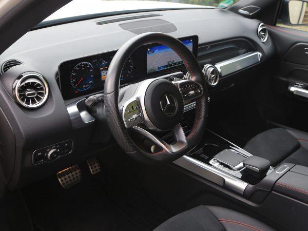 Mercedes GLB Innen