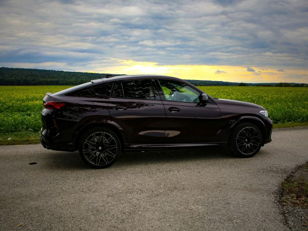 BMW X6 M Competition Seite
