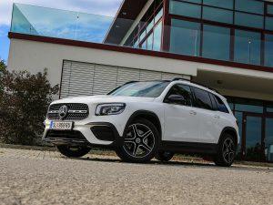Mercedes GLB Front