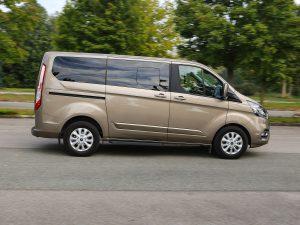 Ford Tourneo Custom PHEV Seite