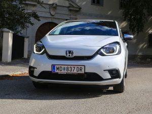 Honda Jazz e:HEV Front