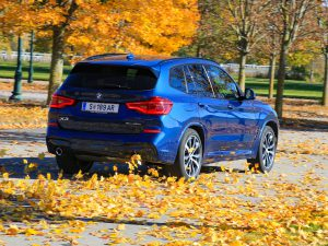 BMW X3 xDrive 30e Heck