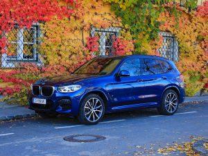 BMW X3 xDrive 30e Front