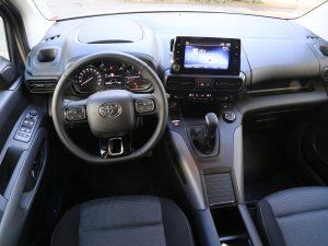 Toyota Proace City Verso Innen