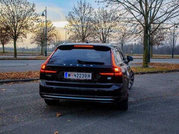 Volvo V90 T6 AWD Recharge Inscription