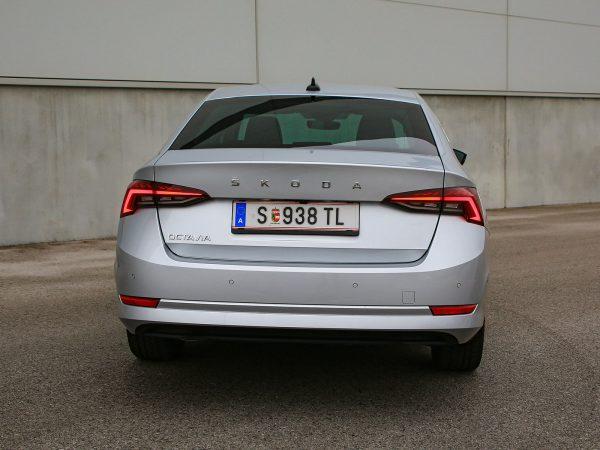 Skoda Octavia Premium TSI
