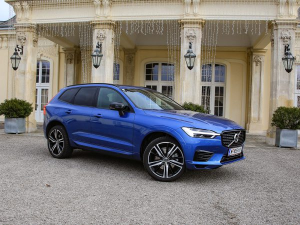 Volvo XC60 T66 AWD Recharge R-Design