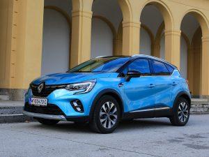 Renault Captur Intens E-TECH Plug-in 160