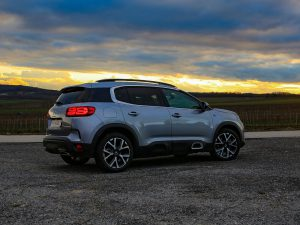 Citroen C5 Aircross Shine Hybrid 225 e-EAT8