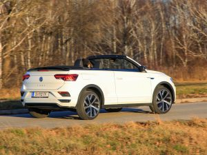 VW T-Roc Cabriolet R-Line TSI DSG