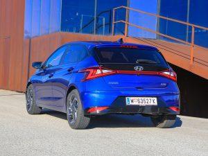 Hyundai i20 Trend Line 1,0 T-GDI DCT