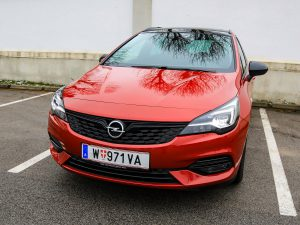 Opel Astra Ultimate Sports Tourer 1,5 CDTI AT