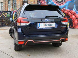 Subaru Forester 2,0i e-Boxer Sport Edition