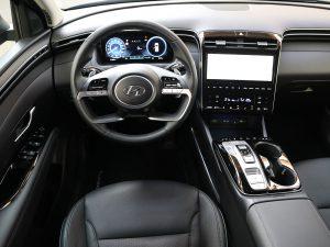 Hyundai Tucson 1,6 T-GDi HEV 4WD AT