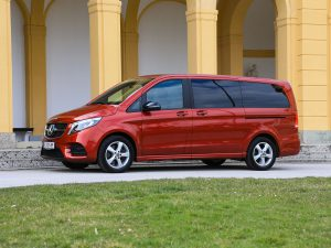 Mercedes V 300 d 4Matic Avantgarde