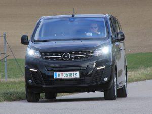 Opel Zafira-e Life Elegance