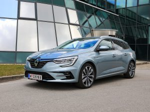 Renault Megane Grandtour E-TECH PHEV Edition One