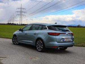 Renault Megane Grandtour E-TECH PHEV Edition One