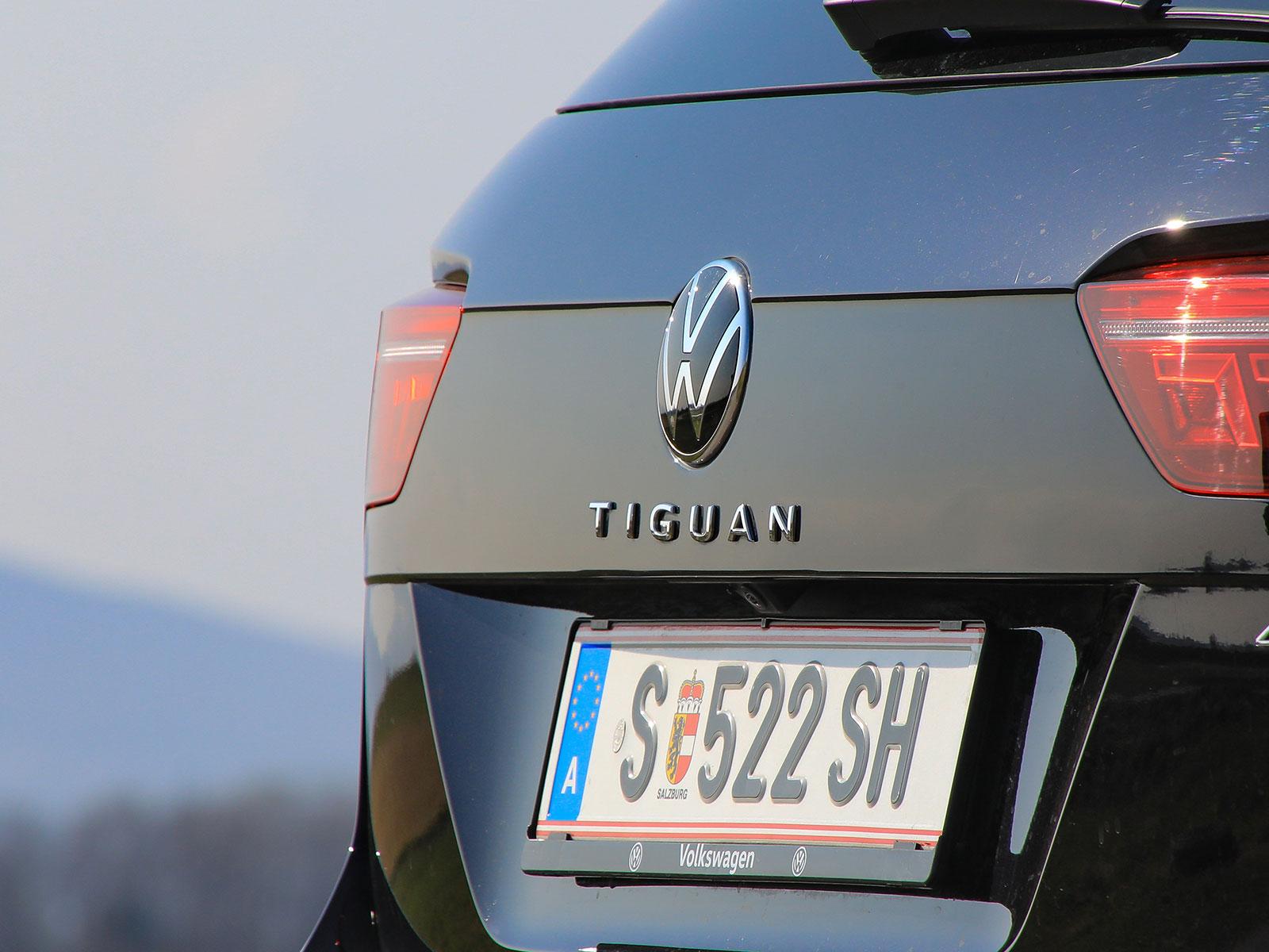 VW Tiguan R-Line TDI 4Motion DSG - Testbericht - AutoGuru.at