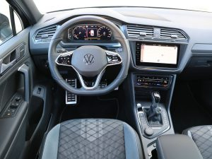 VW Tiguan R-Line TDI 4Motion DSG