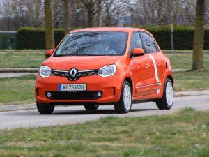 Renault Twingo Electric Vibes