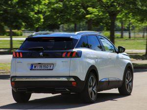 Peugeot 3008 GT Pack Hybrid4 300 EAT8