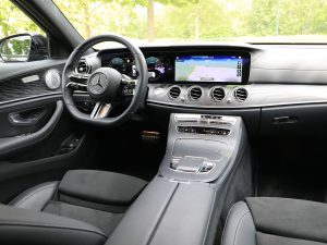 Mercedes E 300 de 4Matic