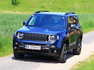 Jeep Renegade Trailhawk 4xe