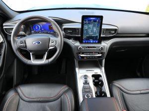 Ford Explorer 3,0 EcoBoost PHEV ST-Line