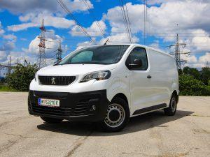 Peugeot e-Expert Premium L2 75 kWh