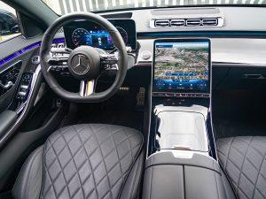 Mercedes S 350 d 4Matic Langversion