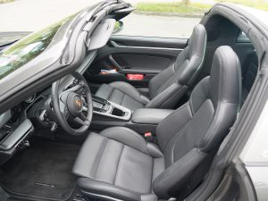 Porsche 911 Targa 4S PDK