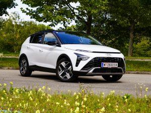 Hyundai Bayon Trend Line 1,0 T-GDI