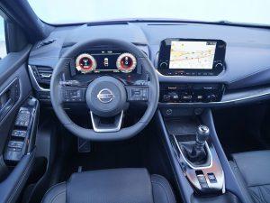 Nissan Qashqai Tekna+ 1,3 DIG-T Mild-Hybrid