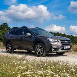 Subaru Outback Premium 2,5i CVT