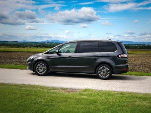 Ford Galaxy 2,5 Hybrid Titanium