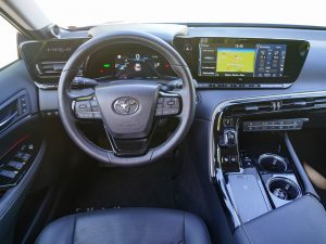 Toyota Mirai Advanced